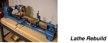 Dunlop Craftsman Lathe Rebuild