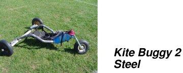 Steel Kite Buggy