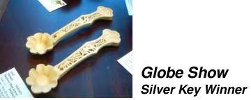 Celtic Spoons: Globe Show Winner