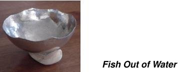 Fish out of water: Silver Bowl